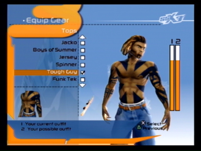Ssx Fan Site Ssx 3 Bolt Ons